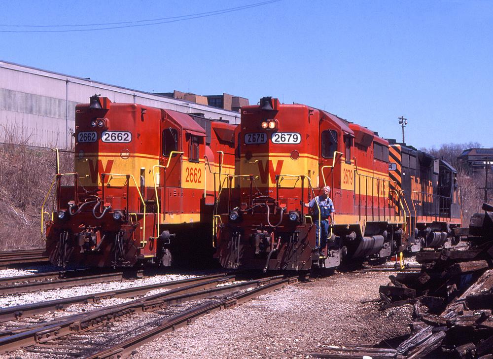 Regionals, Class II Railroads