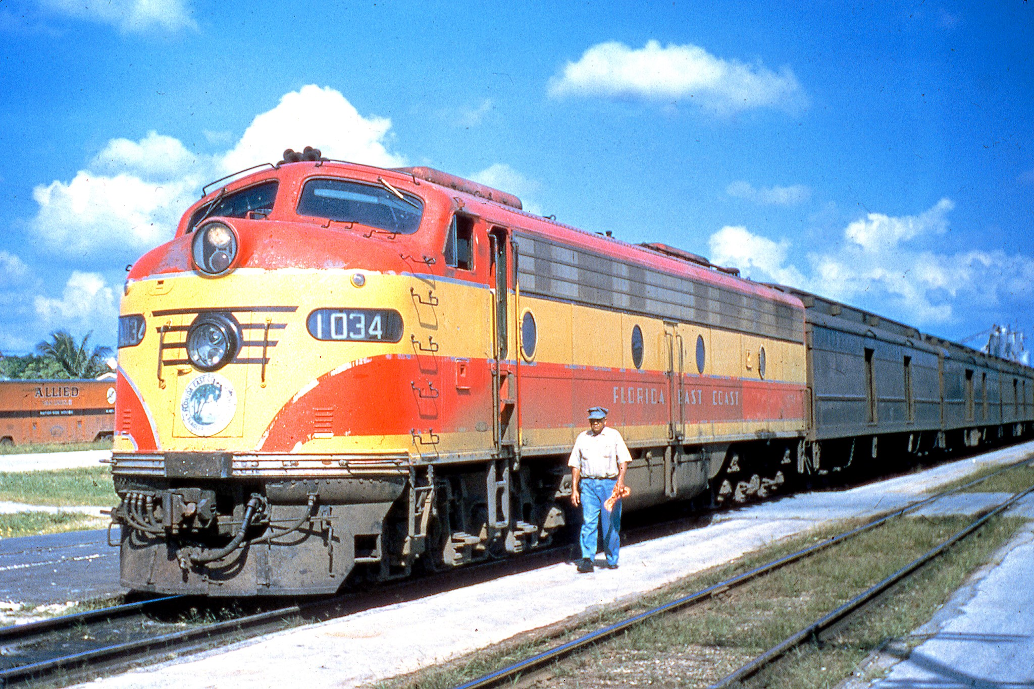 Railroads of Southwest Florida (Images of America)