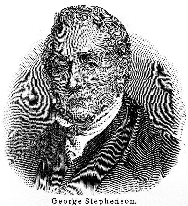 George Stephenson, Who Invented The Railroad
