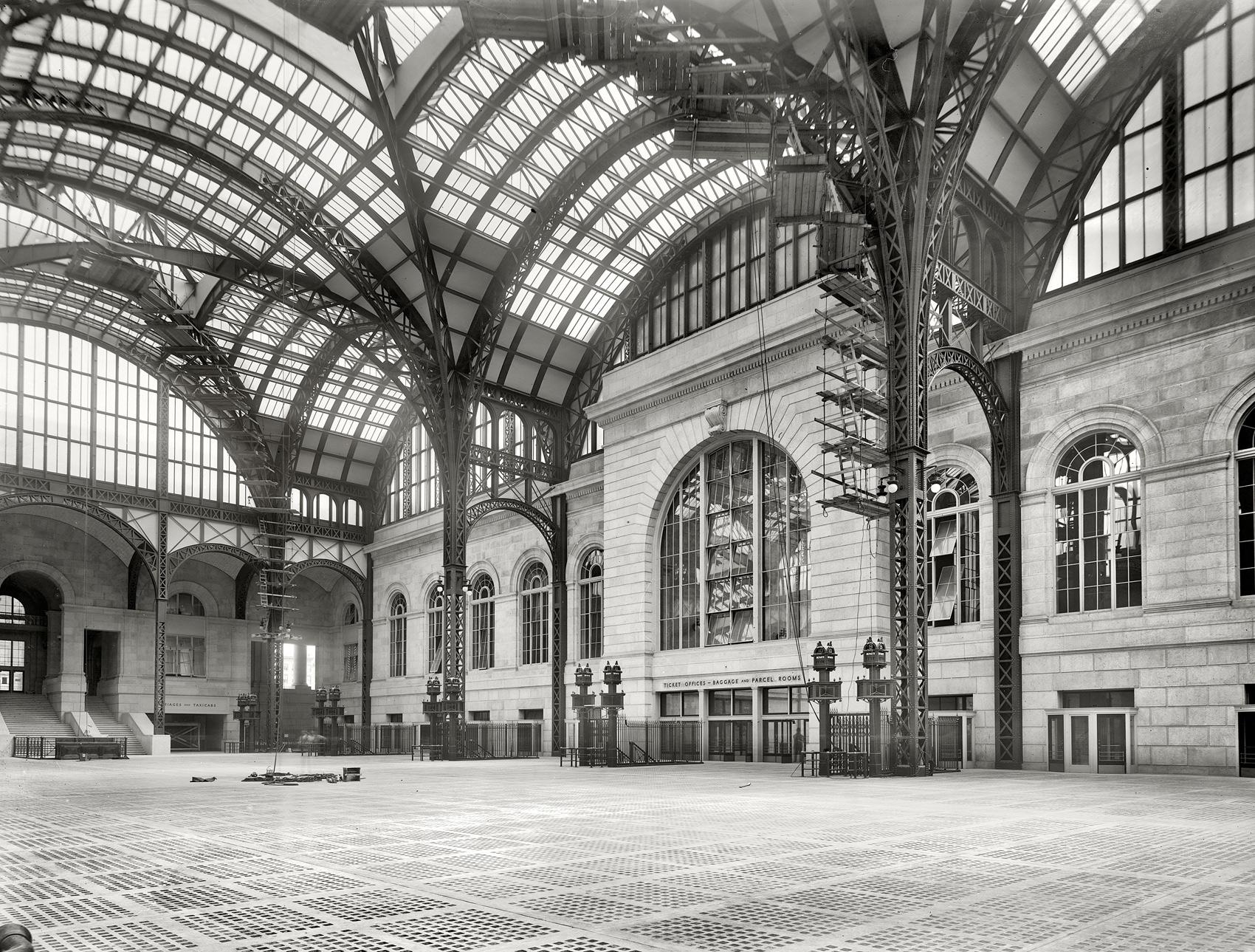 A History Of Pennsylvania Station