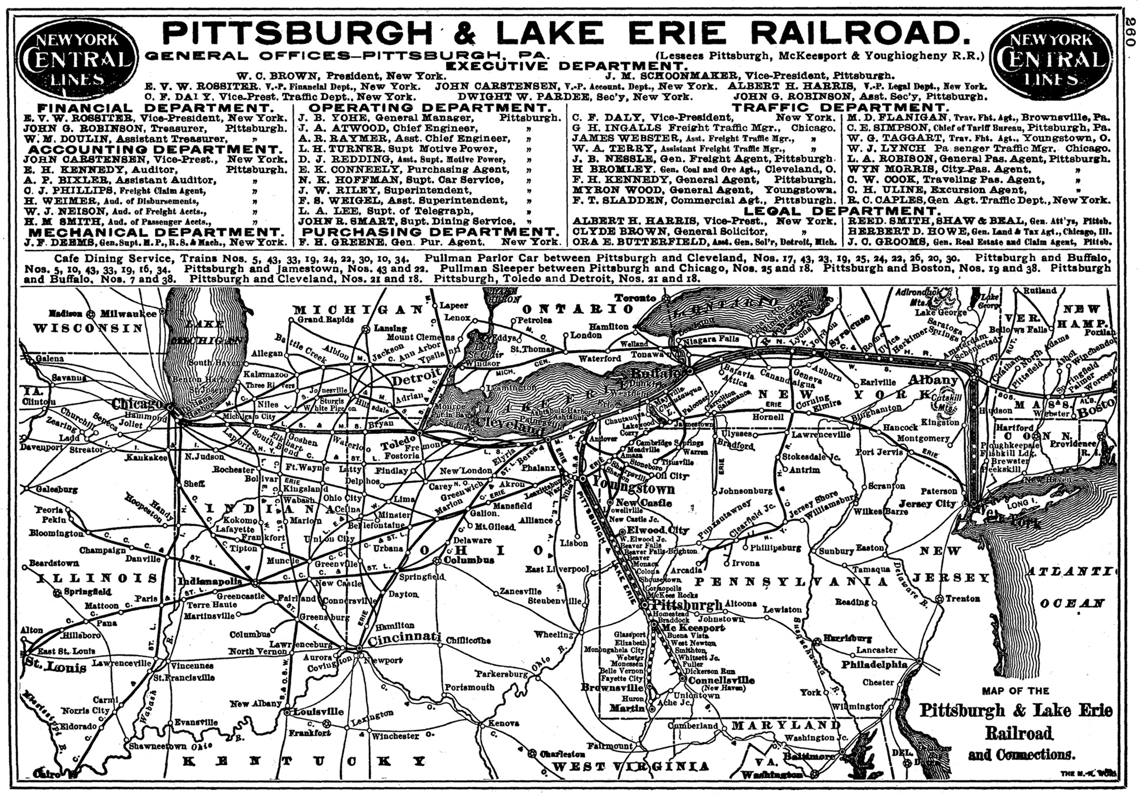 Pittsburgh and Lake Erie Railroad on new york railroad map 1870, new york ontario and western, amtrak map, new york underground railroad map, new york railroad track maps, norfolk and western railroad map, lehigh valley railroad map, baltimore and ohio railroad map, central pacific railroad map, grand trunk railroad map, bnsf railroad map, pennsylvania railroad map, csx railroad map, new york rail system map, reading railroad map, rock island railroad map, wabash railroad map, nickel plate railroad map, new york state railroad, erie railroad map,