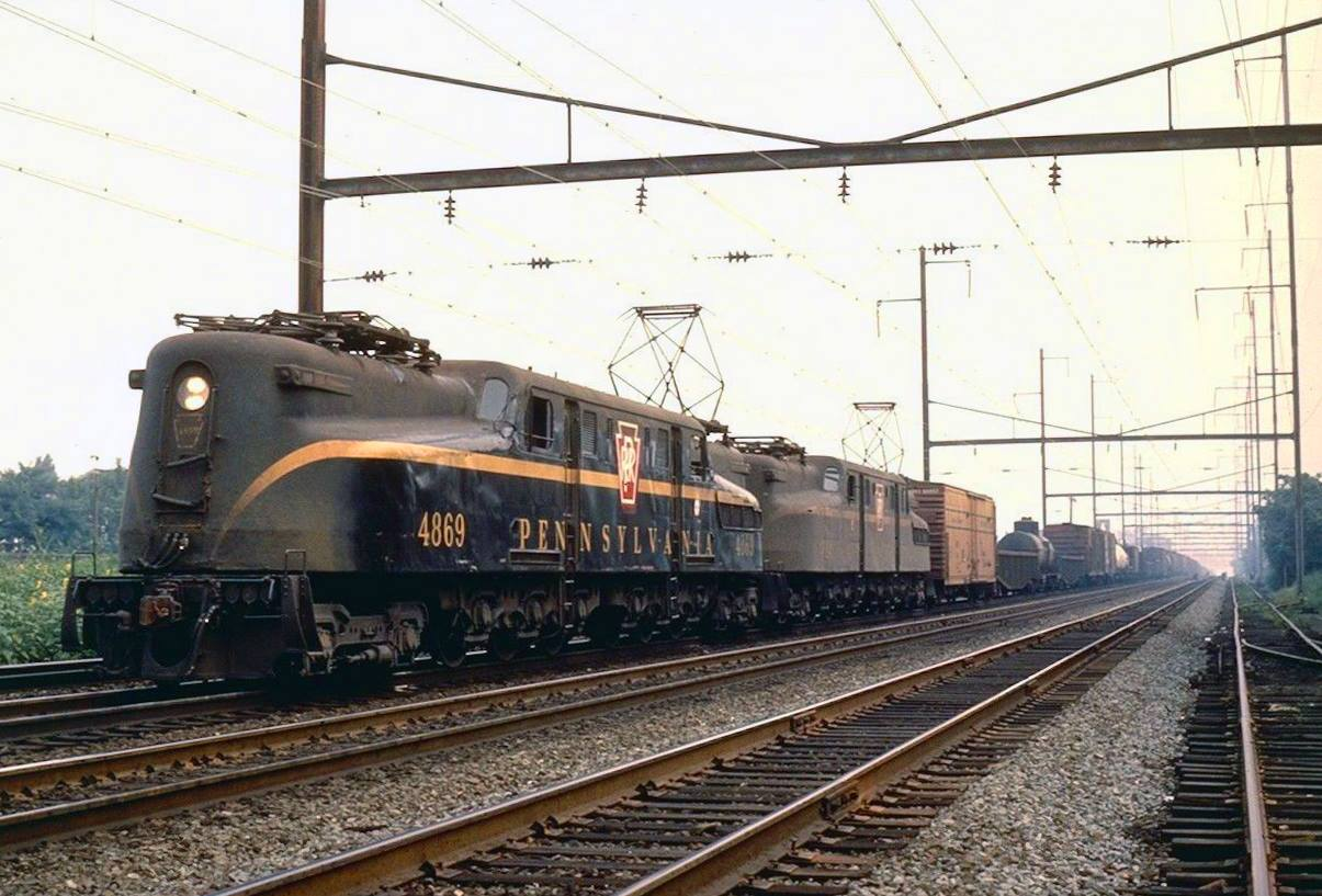 Electric Locomotives (USA): Trains, Manufacturers, History