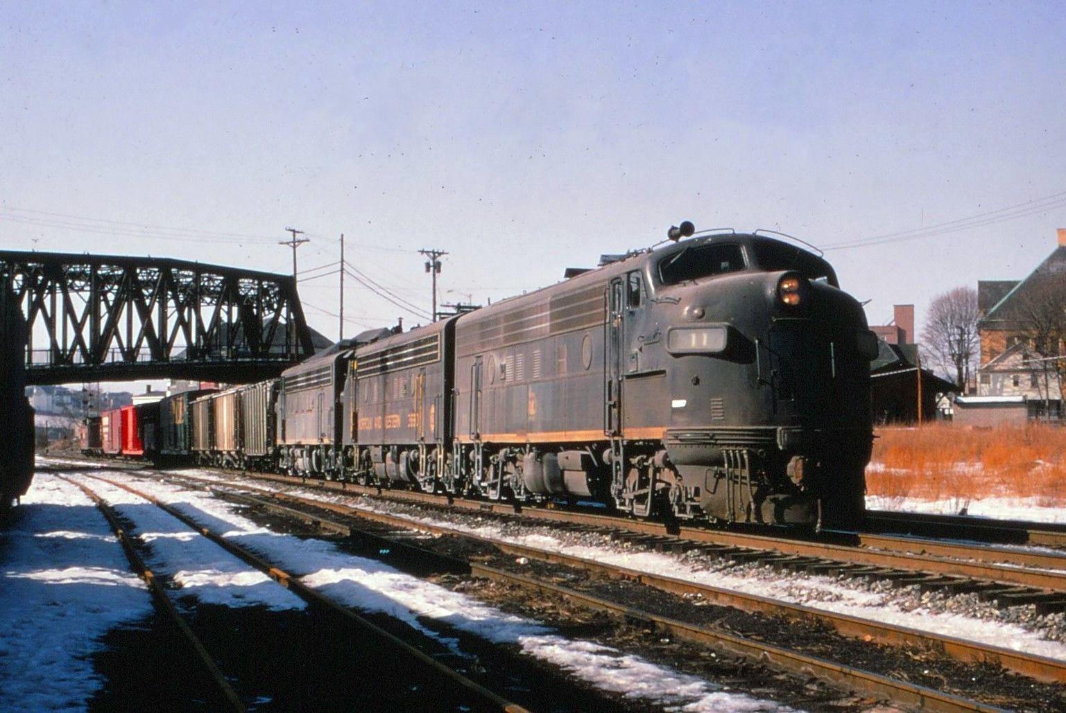 Jersey Central Railroad: Map, Schedule, Photos & Blue Comet