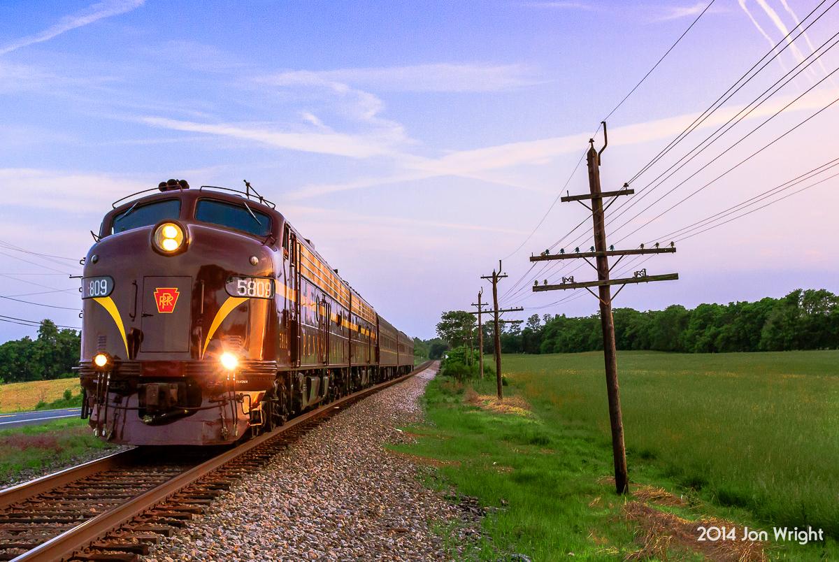 Dinner Train Rides 2020