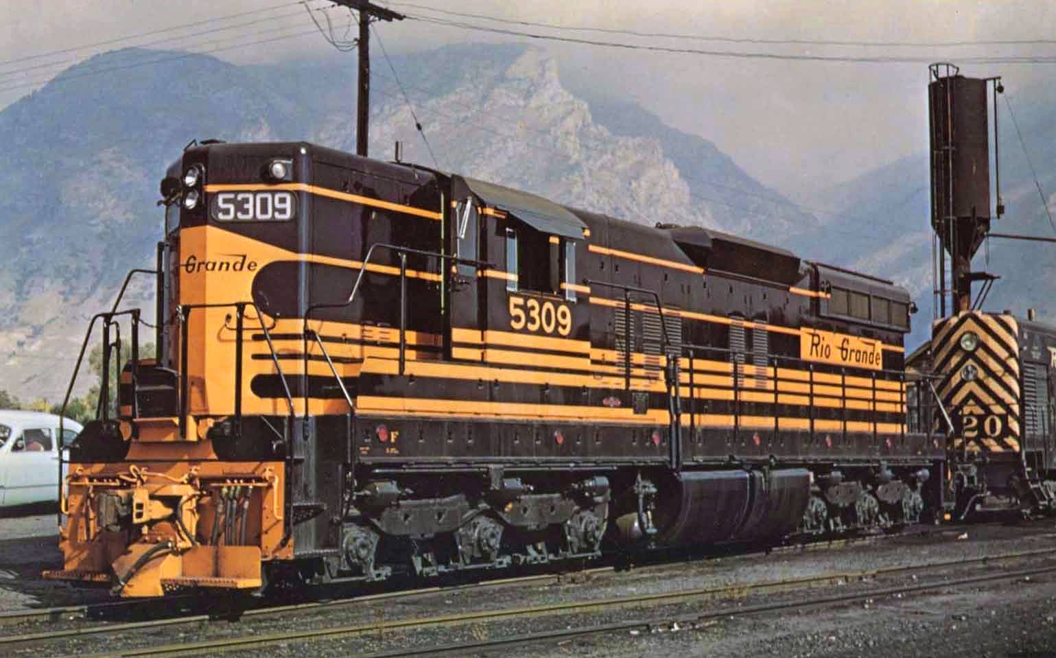 Railroad Glossary And Terms