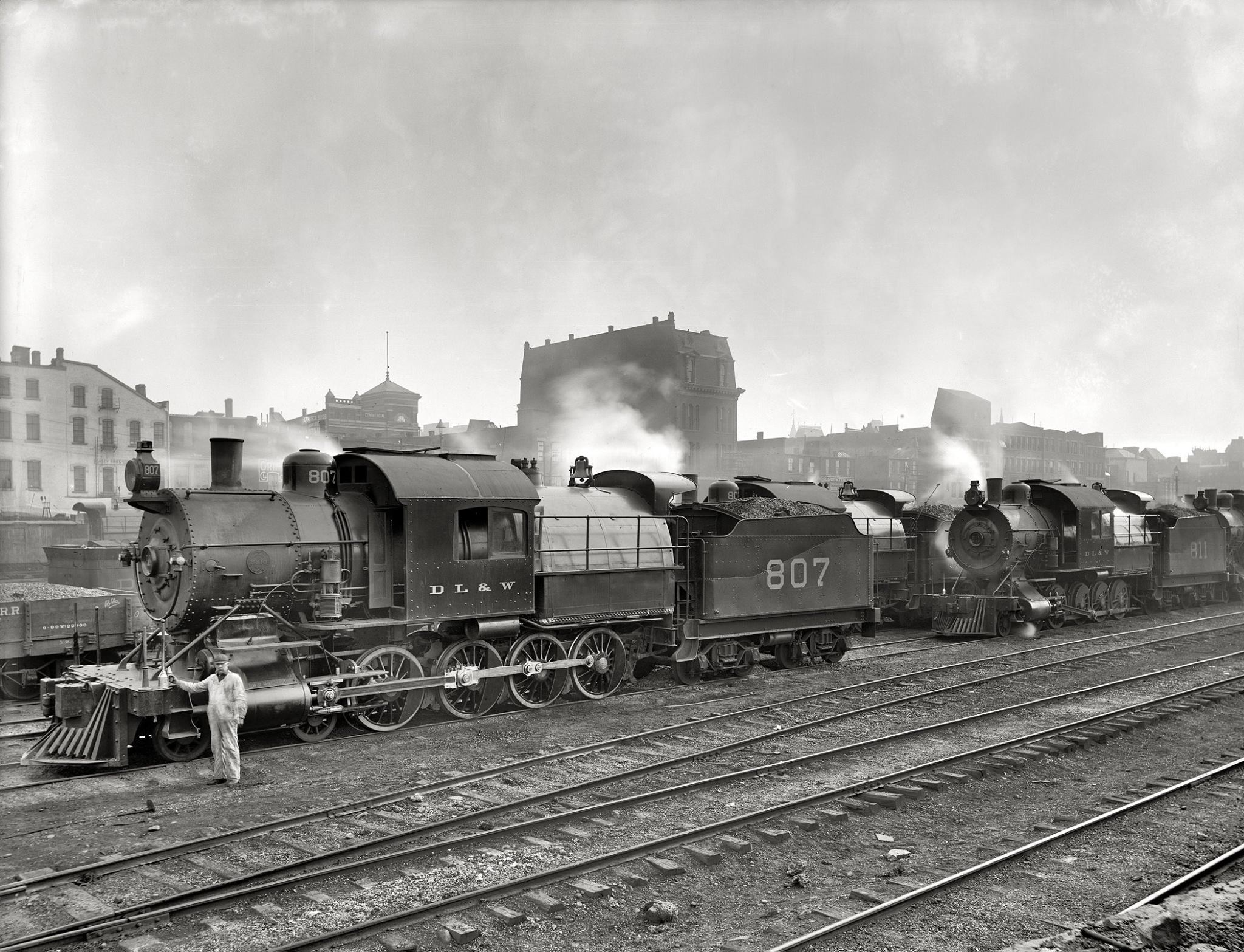 Delaware Lackawanna And Western Railroad