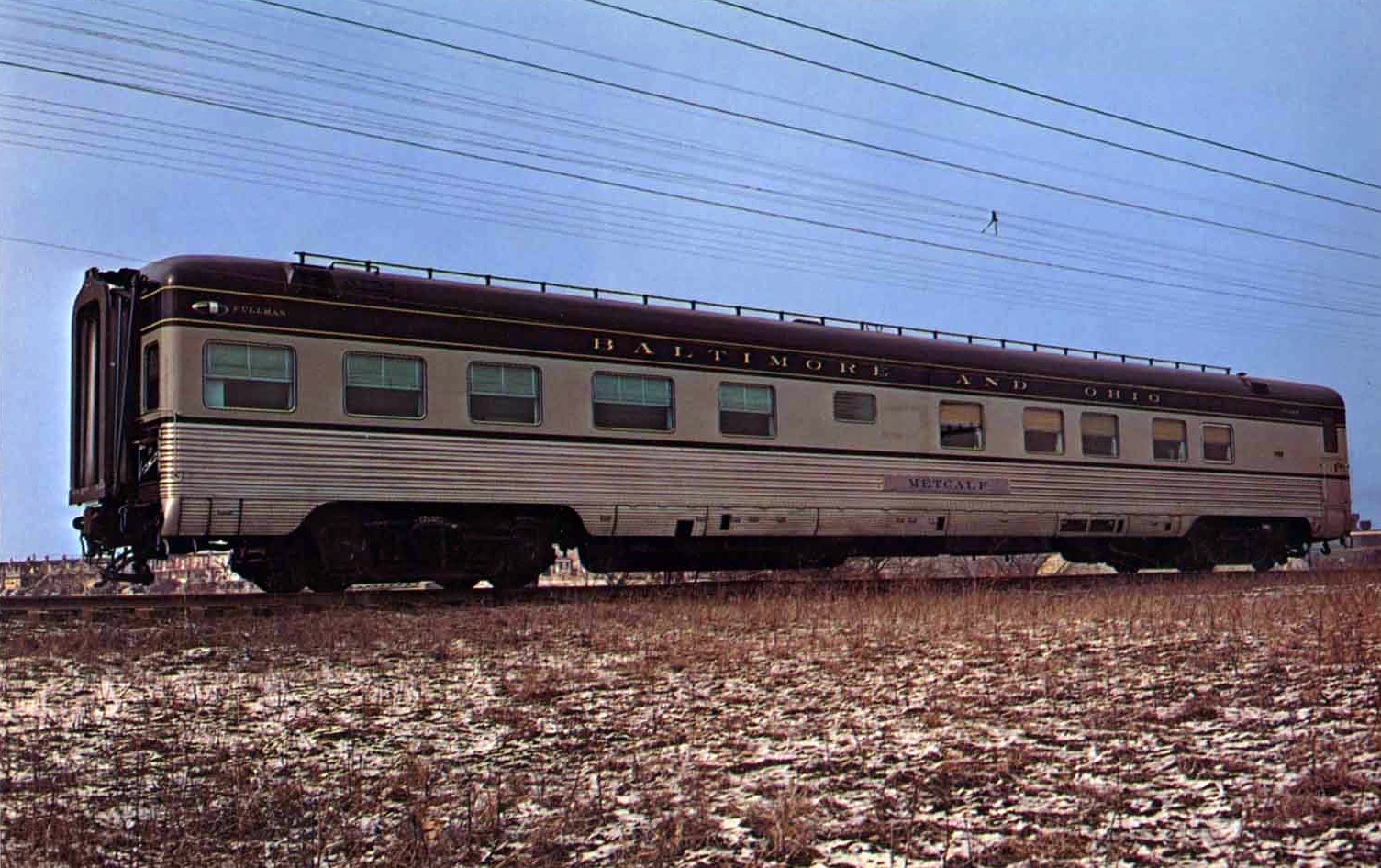 Passenger Train Cars
