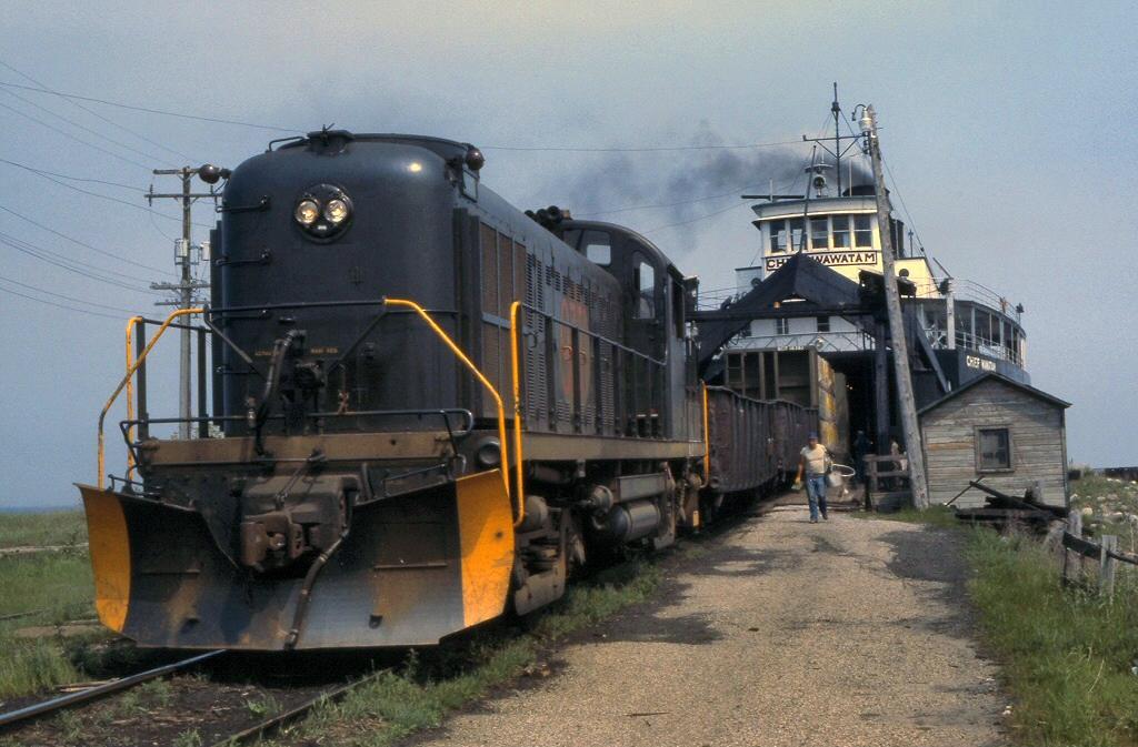 Detroit and Mackinac Railway