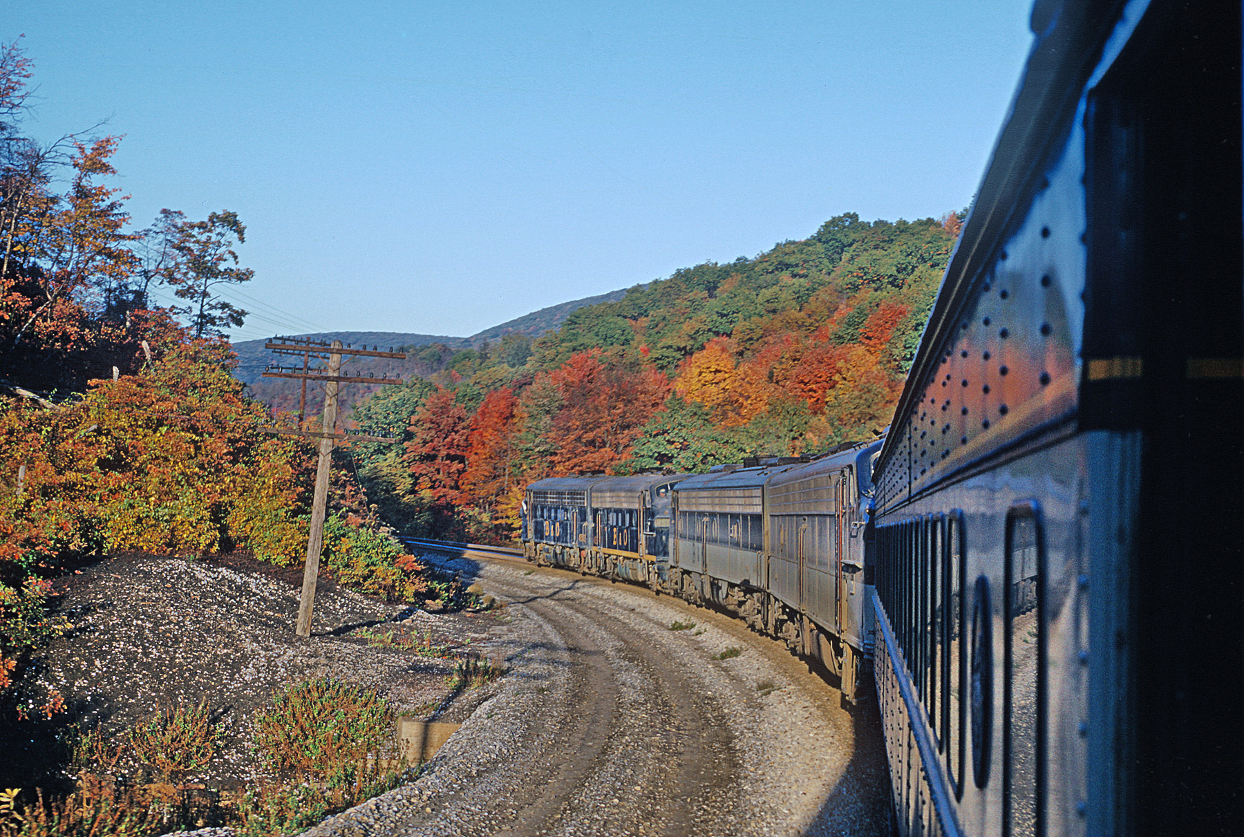 Arkansas Fall Colors 2020.Fall Foliage Train Rides 2020
