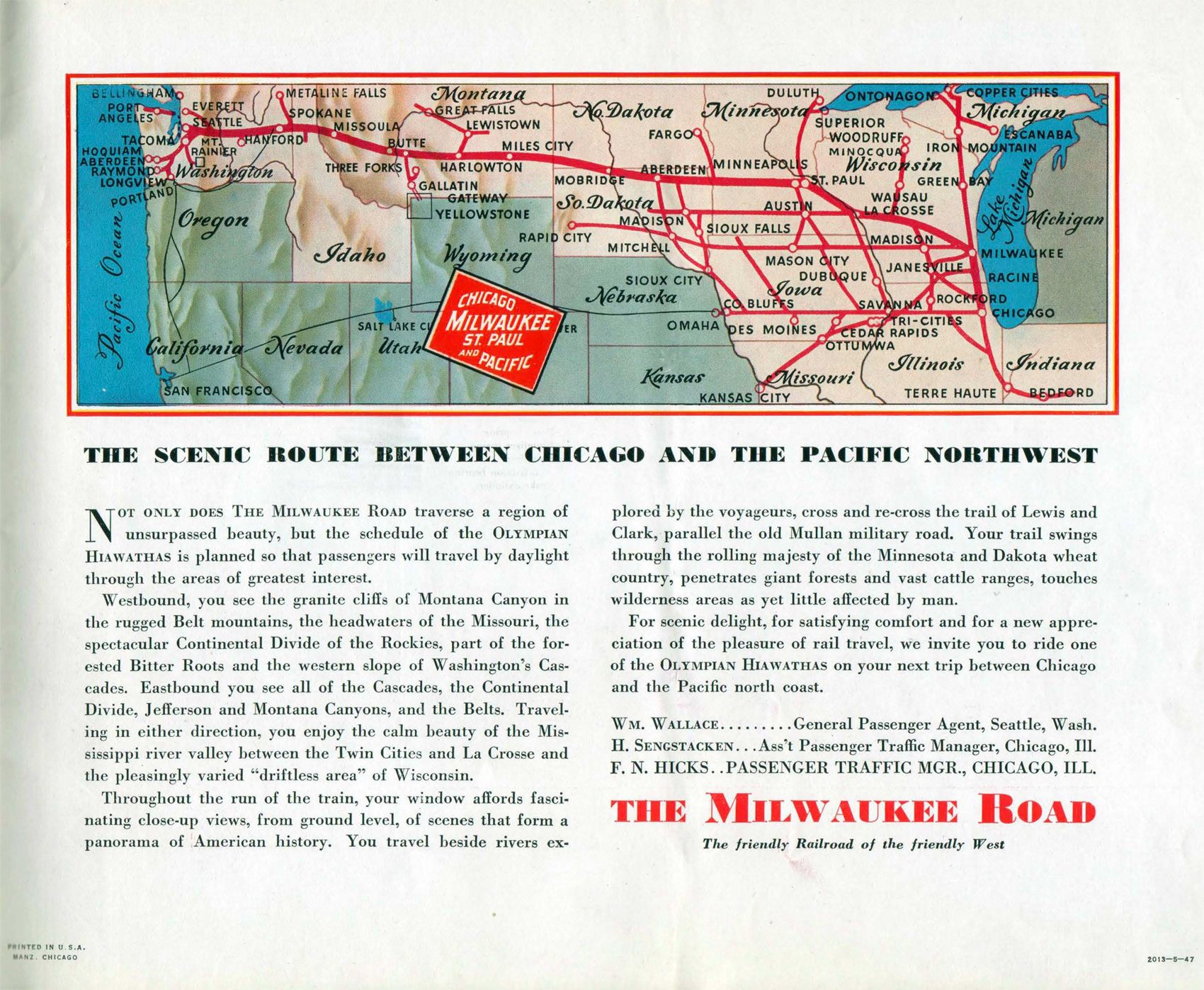 Olympian Hiawatha on railway route map, northern pacific railroad route map, pennsylvania railroad route map, snoqualmie pass tunnel map, santa fe railroad route map, texas railroad route map, georgia railroad route map, florida route map, milwaukee road system map, oak leaf trail milwaukee county map, milwaukee street map, milwaukee minnesota map, route 66 trip planner map, frisco railroad route map, bnsf rail route map, milwaukee county parks map, mt. shasta route map, transcontinental railroad route map, canadian railroad route map, long island railroad route map,