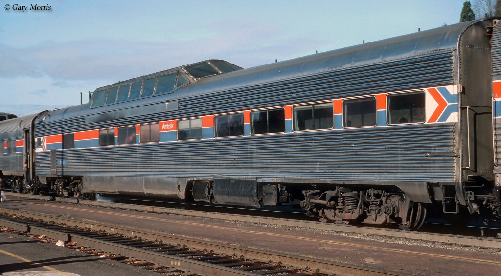 Pacific Coast With Rail Travel Of American