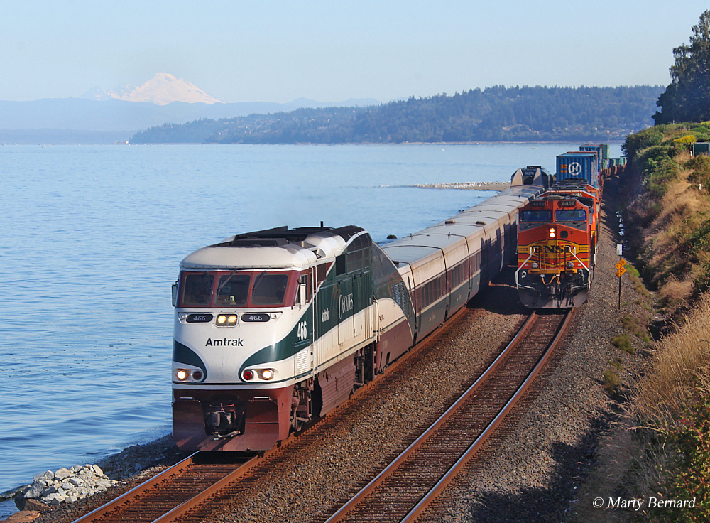 Travel Time Edmonds To Seattle Train