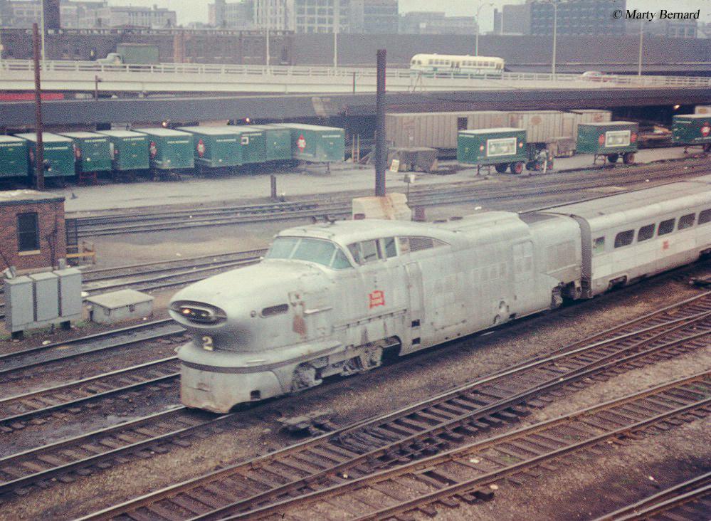 The General Motors Aerotrain