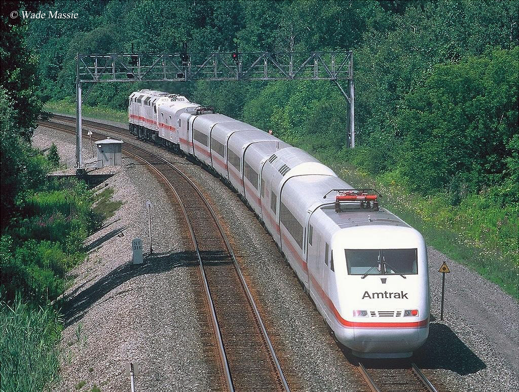 Passenger Train Travel A State Guide - Amtrak us map vacations scenic