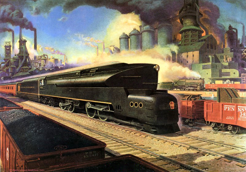 The Broadway Limited