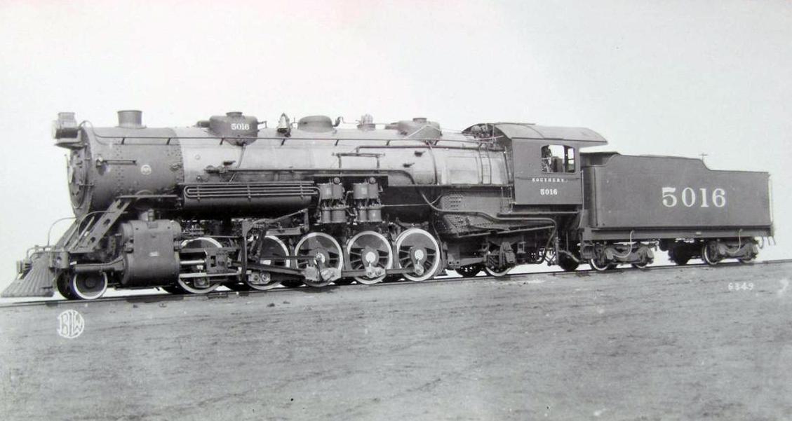 "2-10-2 ""Santa Fe"" Locomotives: Specifications And Photos"