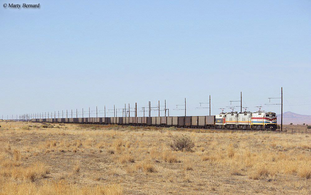 The Black Mesa And Lake Powell Railroad