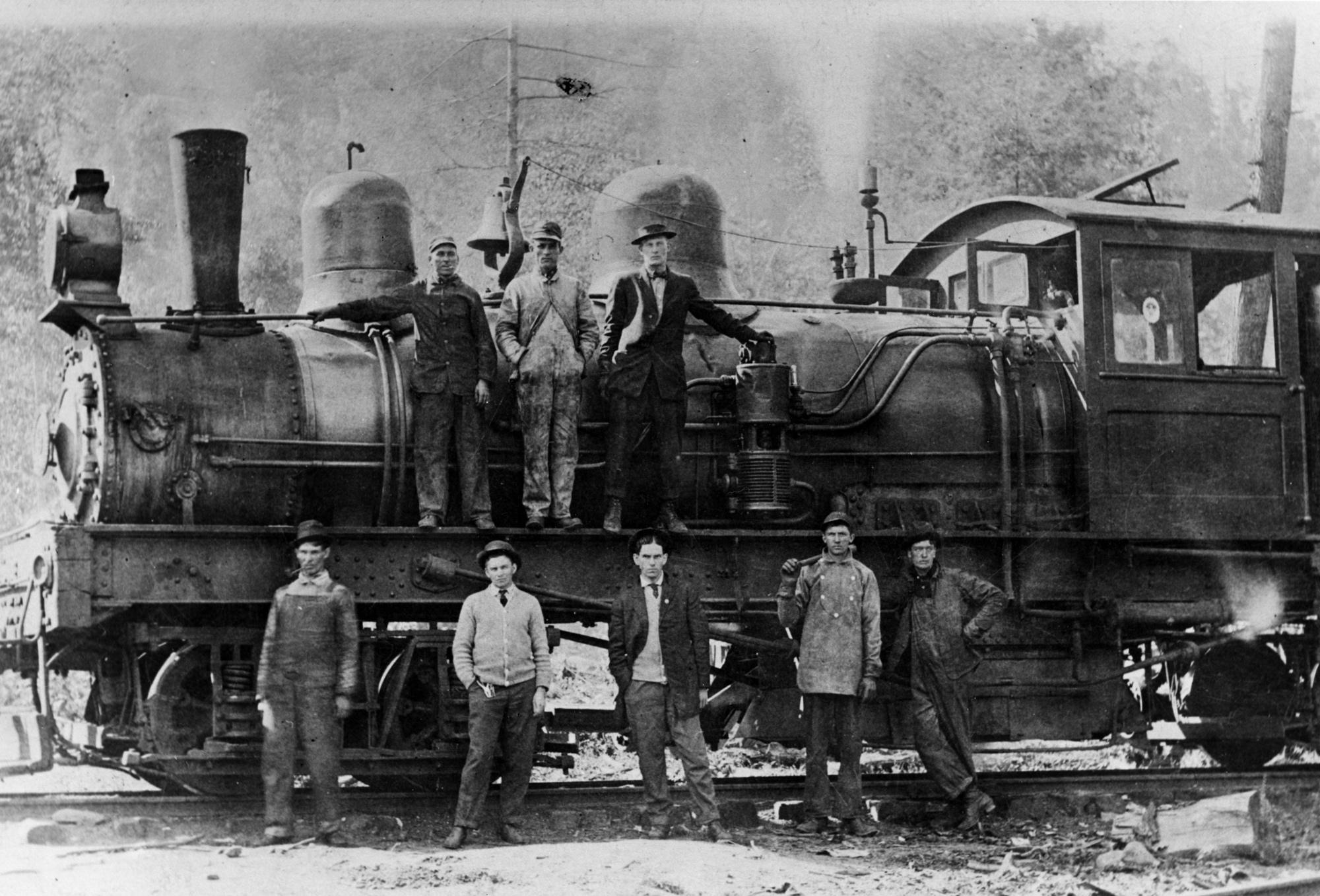 Kentucky Logging Railroads