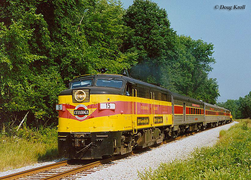 Ohio Train Rides And Museums
