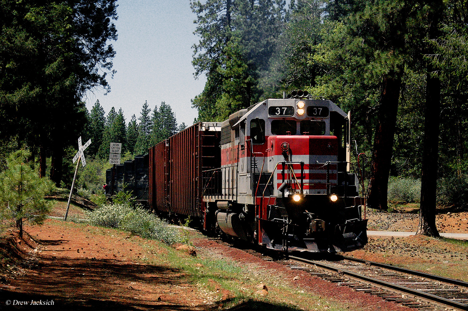 The Emd Sd38 Series