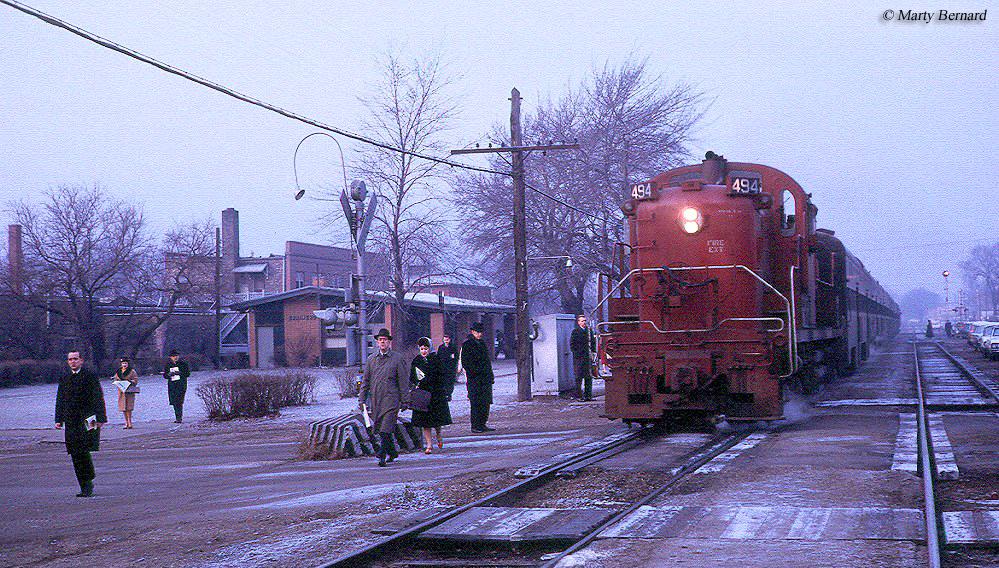 Illinois Railroad Jobs