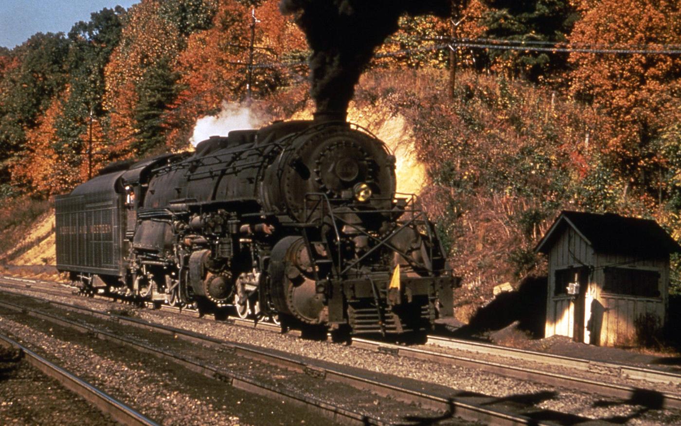 Compound Locomotive