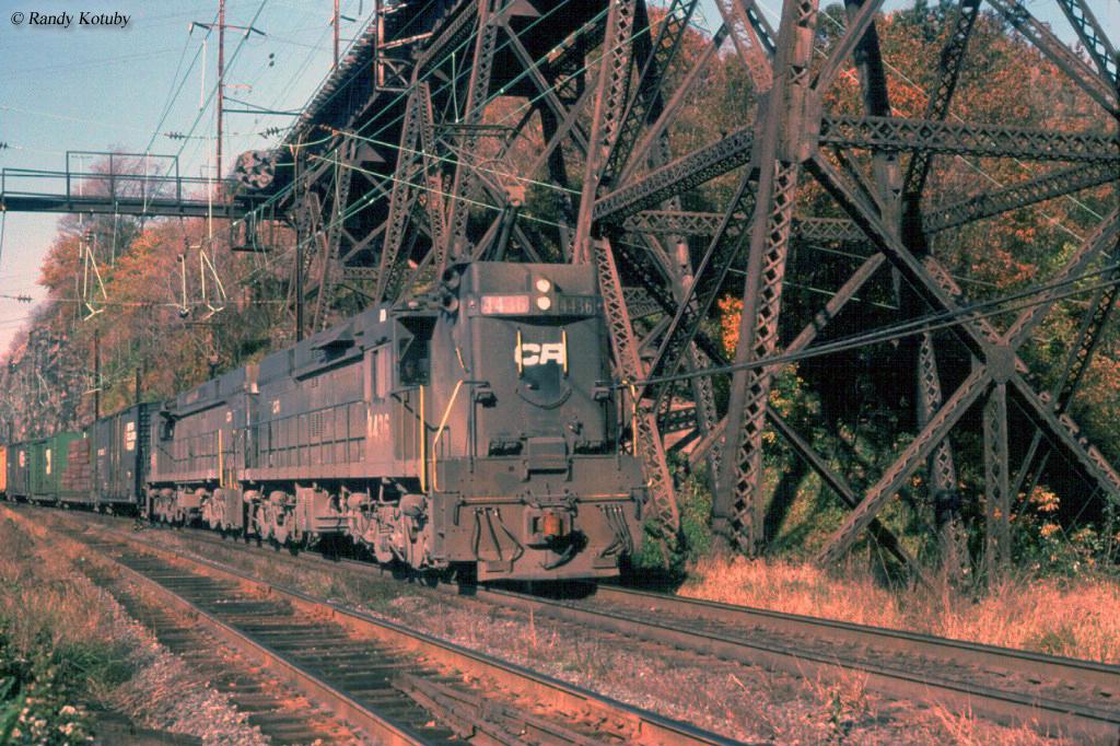 the e44s  prr u0026 39 s last freight electrics