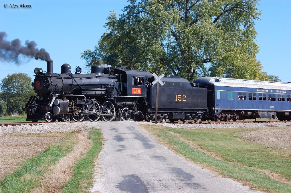 Georgia Train Rides