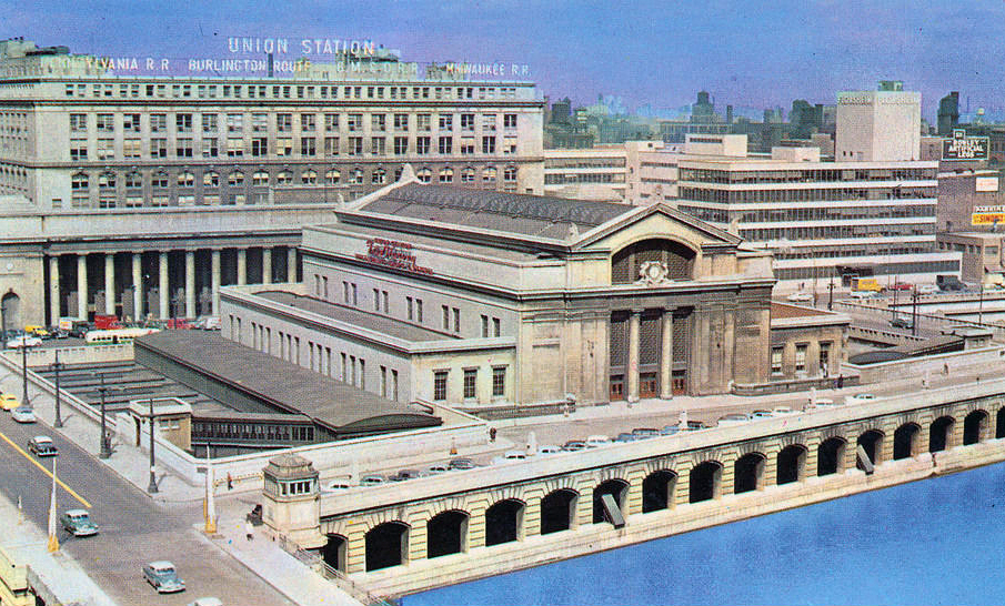 A History Of Chicago Union Station