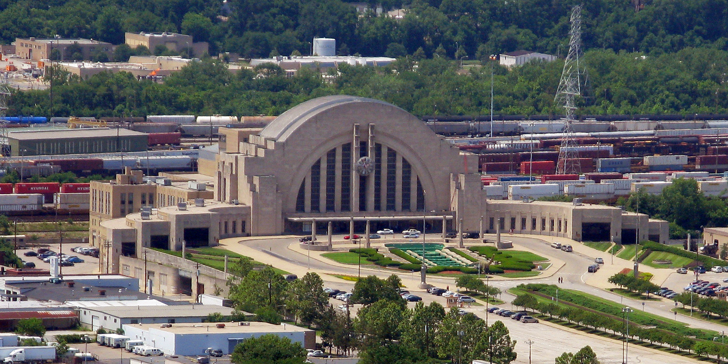 The Cincinnati Union Terminal Cut