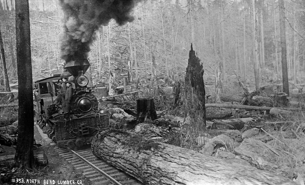 A History Of Idaho S Logging Railroads