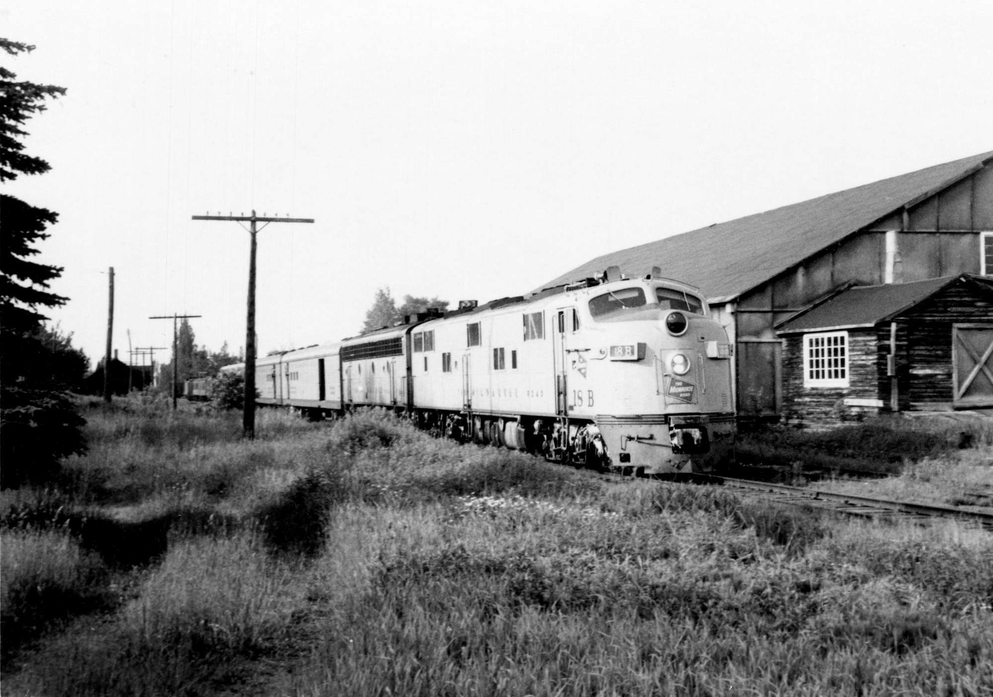 The Copper Country Limited