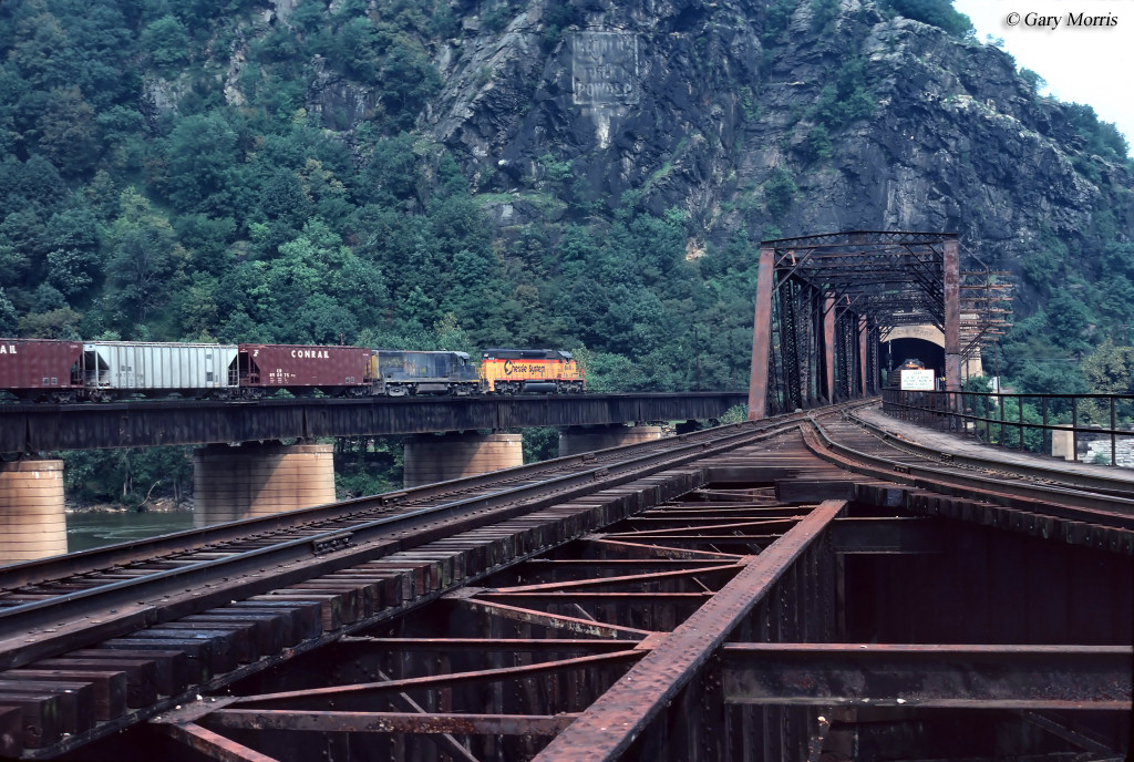 Railroad Bridges/Train Trestles
