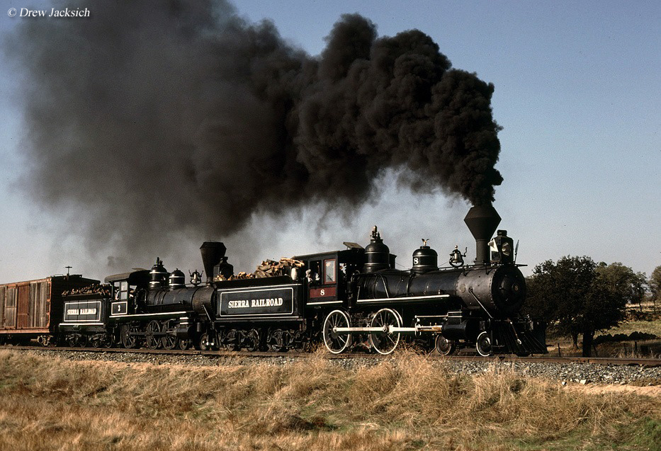 The 4-4-0 American Type