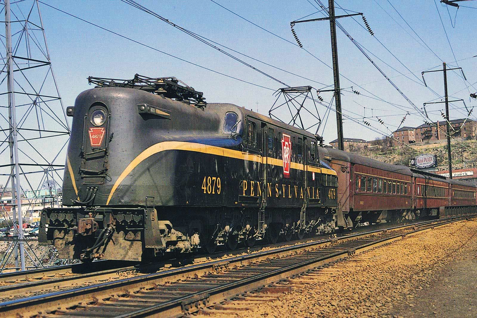 The Pennsylvania Railroad