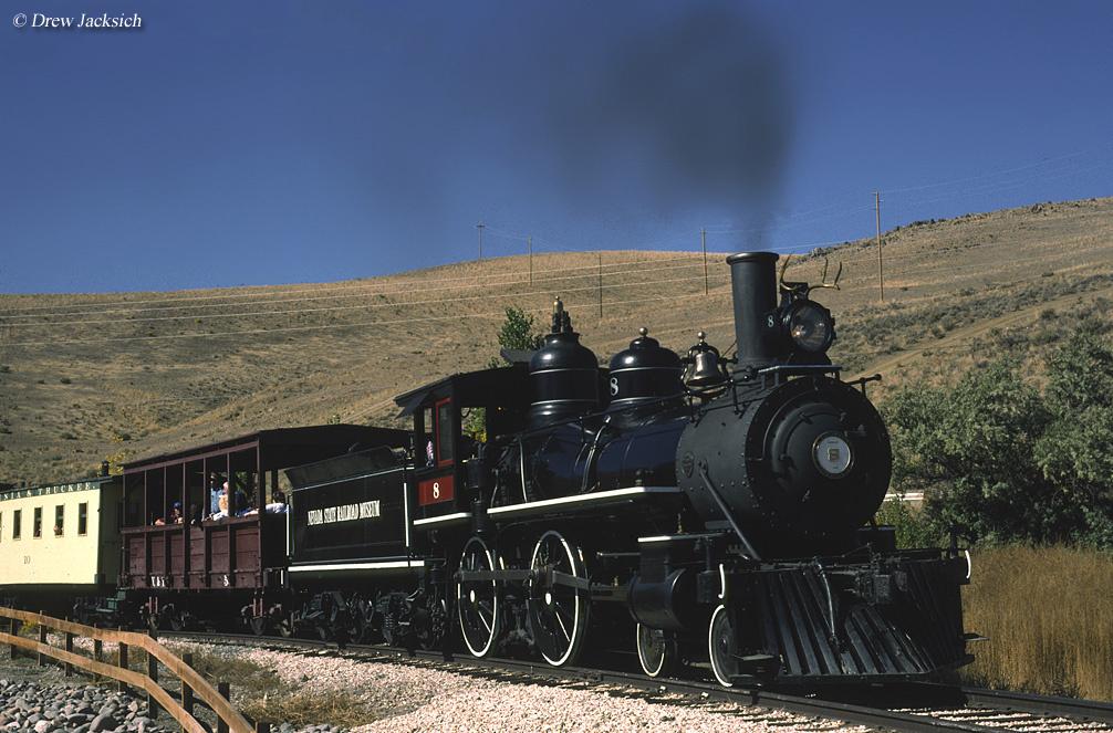 american steam trains video - photo #42