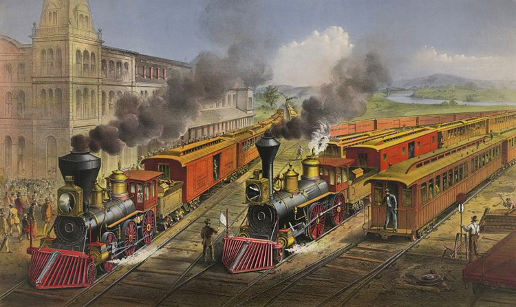 Essay Example: Railroads of the Great West