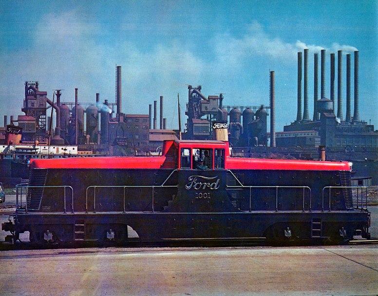 General Electric Diesel Locomotives