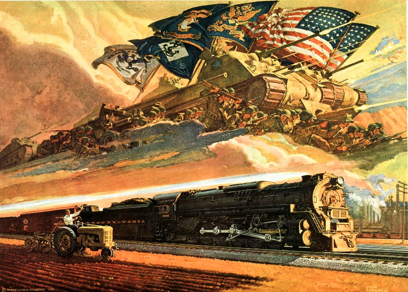 UPDATED! World War II Army Train • HO Scale - YouTube  Wwii Train Car