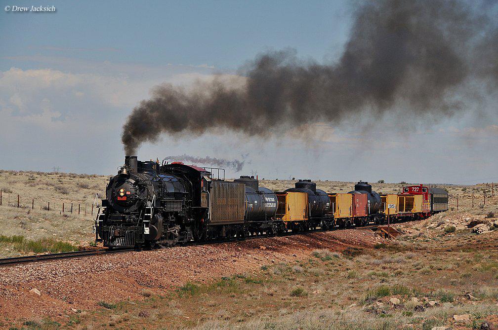 Grand Canyon Railway >> Grand Canyon Railway