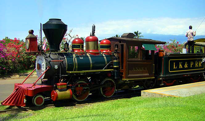 Hawaii Train Rides And Museums