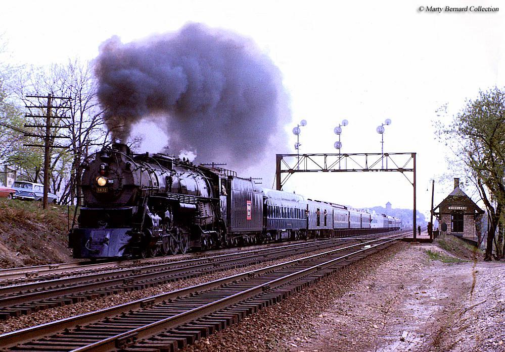 Chicago Burlington And Quincy Railroad