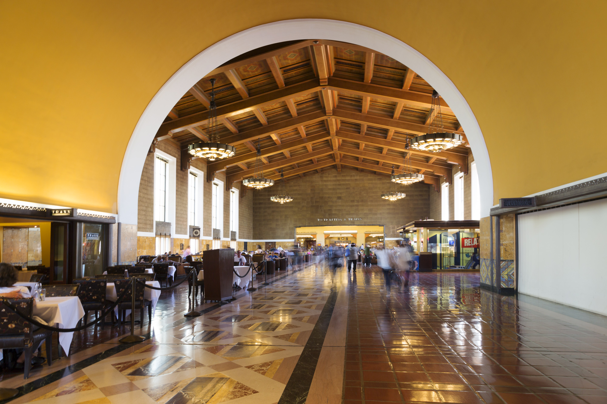 A History Of Los Angeles Union Station