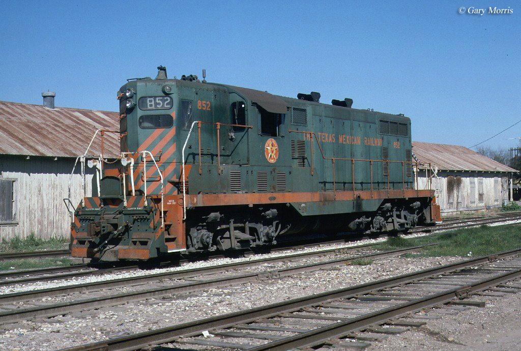 The Texas Mexican Railway Tex Mex