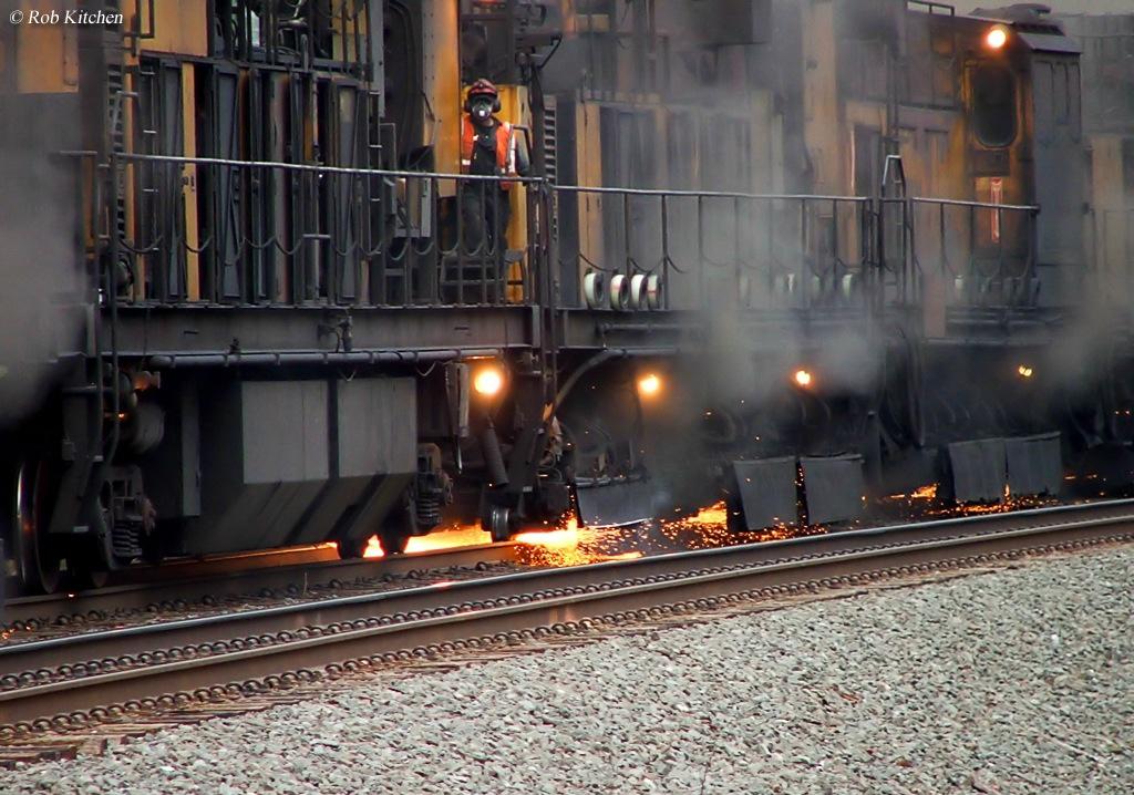 Rail Grinders