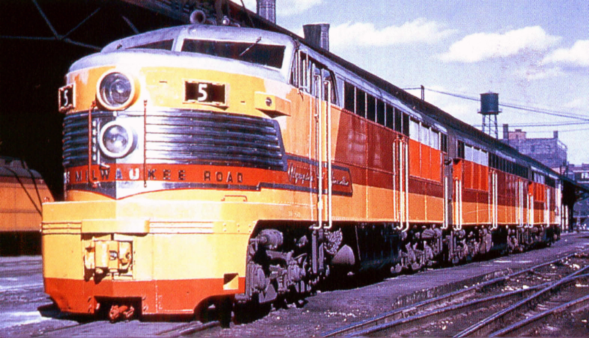 Fairbanks Morse Locomotives