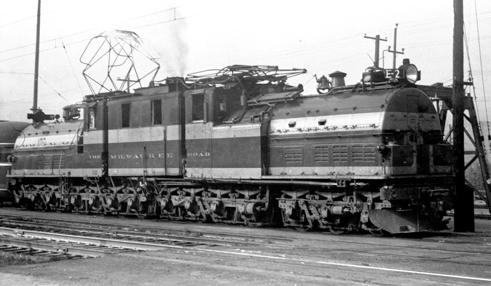 The Milwaukee Road Bi Polars Class Ep 2