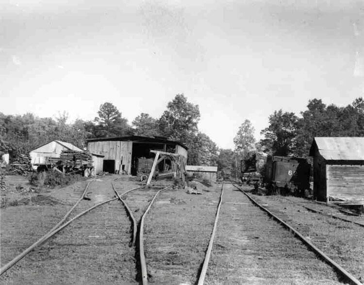 Alabama Logging Railroads