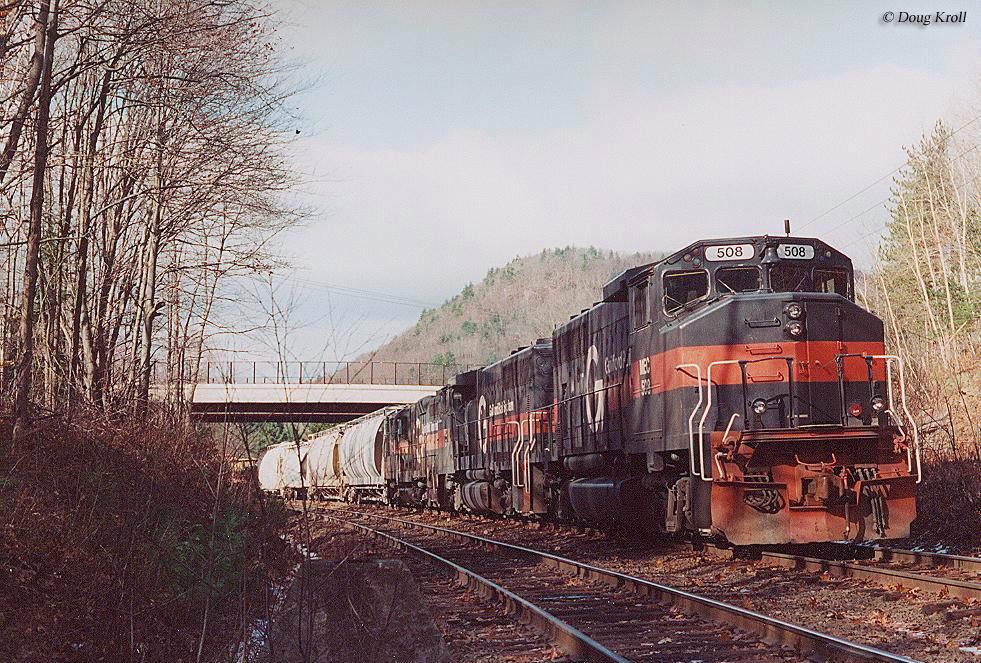 Massachusetts Railroads