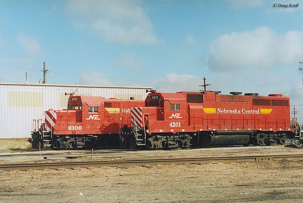 Nebraska Railroads